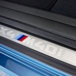 BMW X4 M40i 2016 interior 01