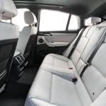 BMW X4 M40i 2016 interior 02