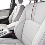 BMW X4 M40i 2016 interior 08