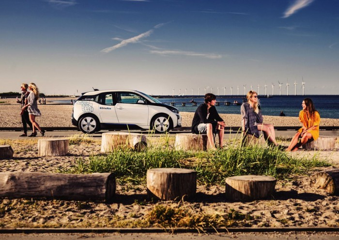 BMW i3 Copenhague transporte publico 2015 03