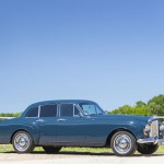 Bentley S3 Continental Flying Spur 1965 Blue Lena Keith Richards 02