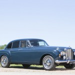 Bentley S3 Continental Flying Spur 1965 Blue Lena Keith Richards 23