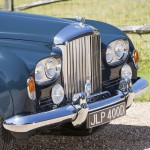 Bentley S3 Continental Flying Spur 1965 Blue Lena Keith Richards 24