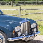 Bentley S3 Continental Flying Spur 1965 Blue Lena Keith Richards 25