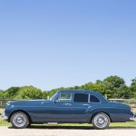Bentley S3 Continental Flying Spur 1965 Blue Lena Keith Richards 26