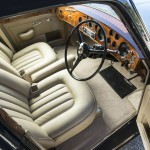 Bentley S3 Continental Flying Spur 1965 Blue Lena Keith Richards interior 01
