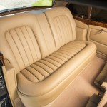 Bentley S3 Continental Flying Spur 1965 Blue Lena Keith Richards interior 06