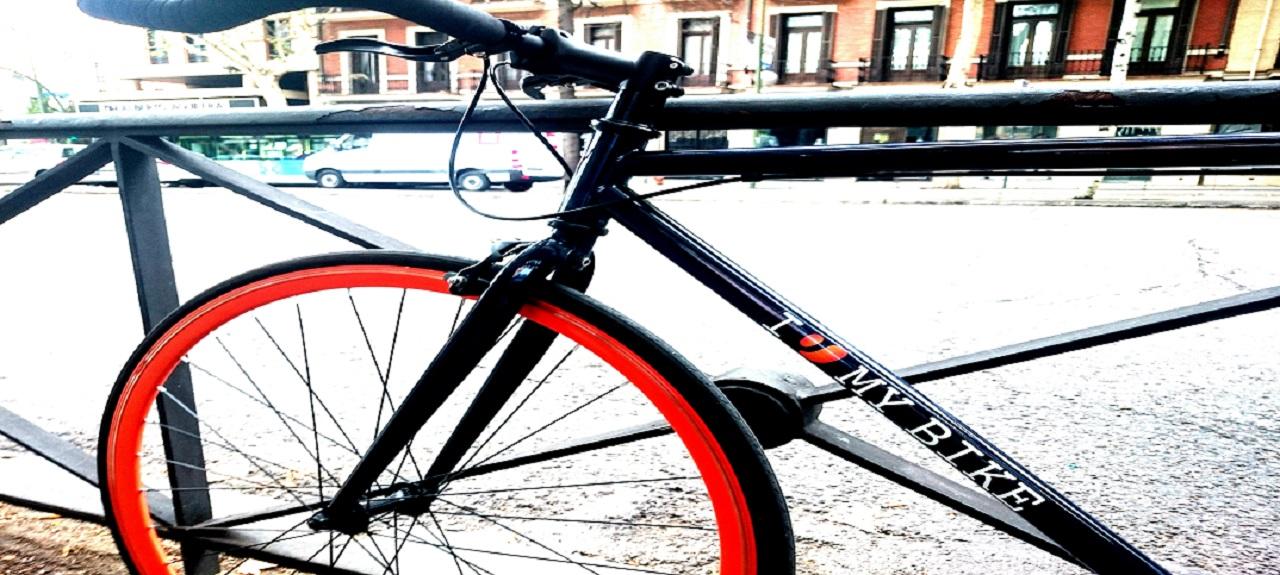 Bicicleta contaminación 2