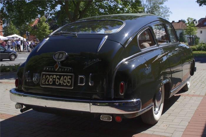 Borgward Hansa 2400 Sport 1952