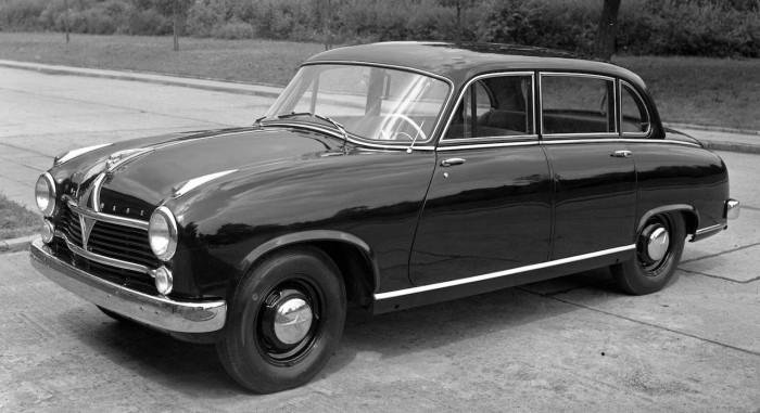 Borgward Hansa 2400 S 1952