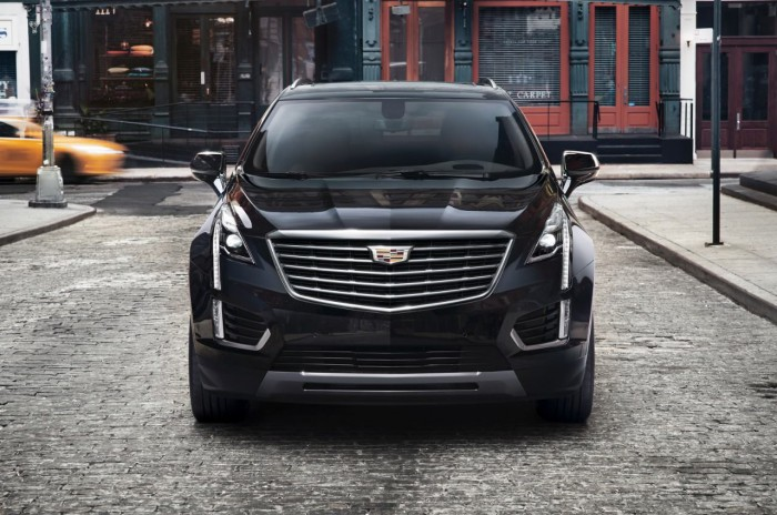 Cadillac XT5 2017 02