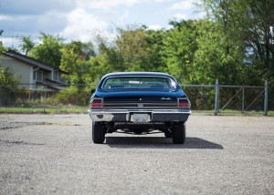 Chevrolet Chevelle SS 396 375 HP L78 Hardtop Coupe 1969 04