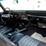 Chevrolet Chevelle SS 396 375 HP L78 Hardtop Coupe 1969 interior 01