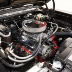 Chevrolet Chevelle SS 396 375 HP L78 Hardtop Coupe 1969 motor 02
