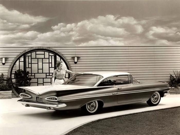 Chevrolet Impala Sport Coupe 1959