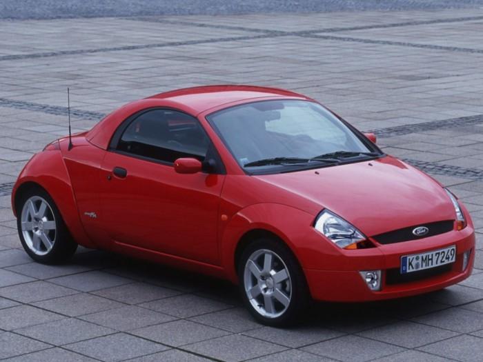 Ford StreetKa 2003