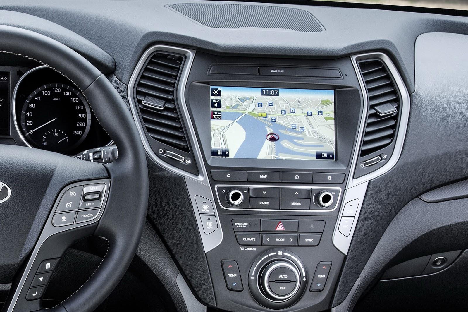 Hyundai Santa Fe 2008 >> Hyundai Santa Fe 2016: precios y equipamientos