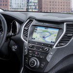 Hyundai Santa Fe 2016 interior 04