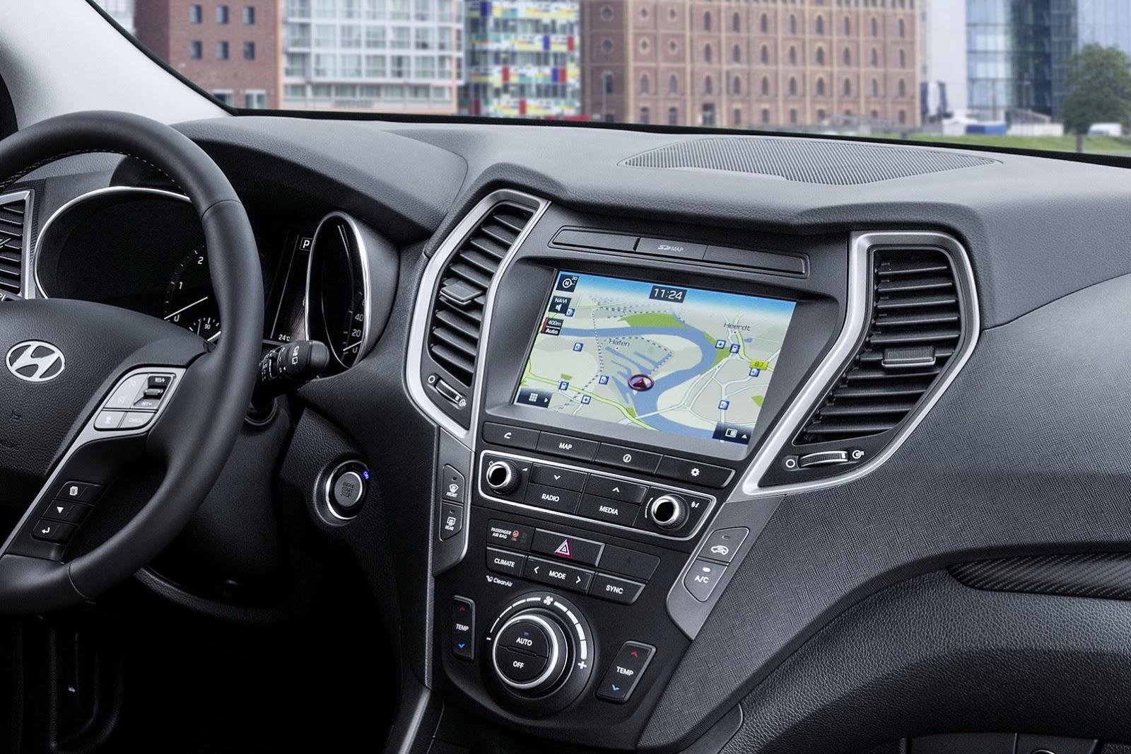 Hyundai Santa Fe 2016 Precios Y Equipamientos