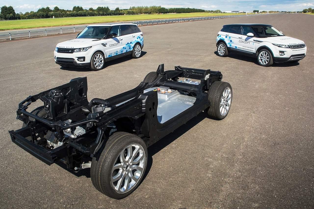 Jaguar Land Rover concept_e 2015