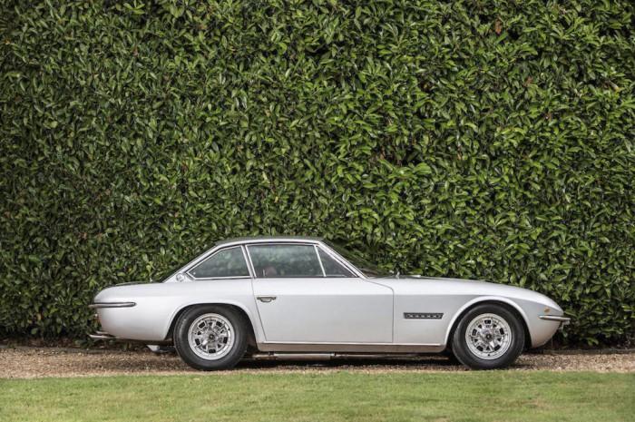 Lamborghini Islero S 1969 Roger Moore 04