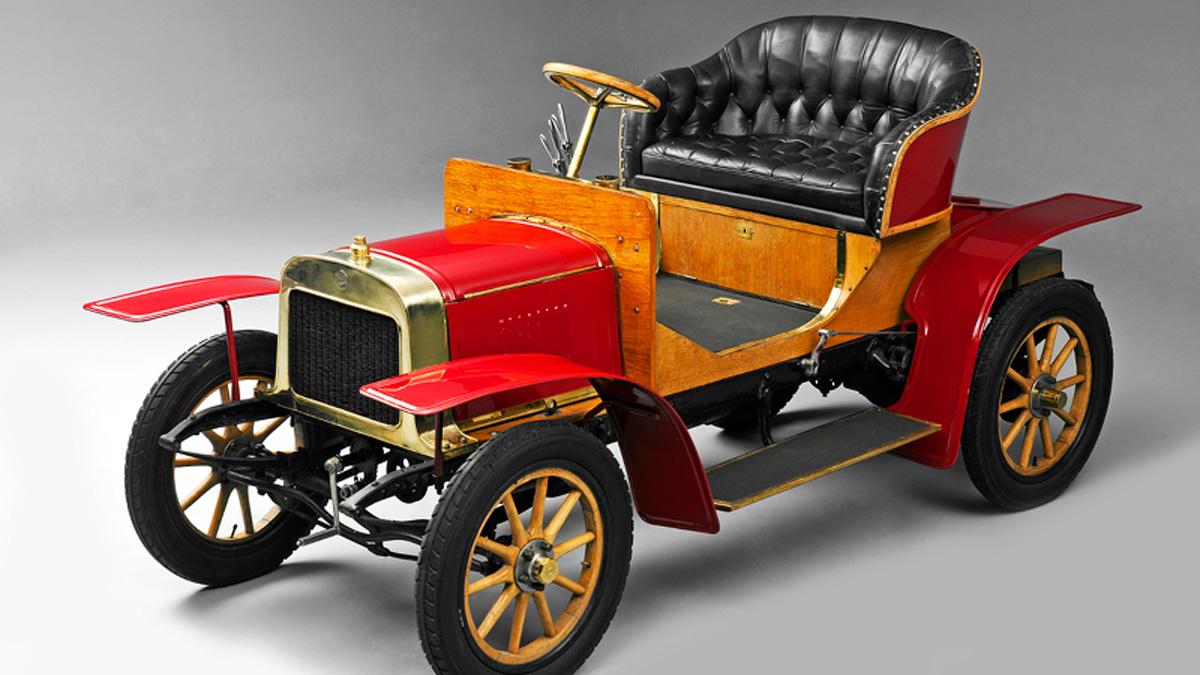 Laurin Klement Voiturette A 1905 09