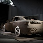 Lexus IS Origami Car 01