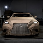 Lexus IS Origami Car 03