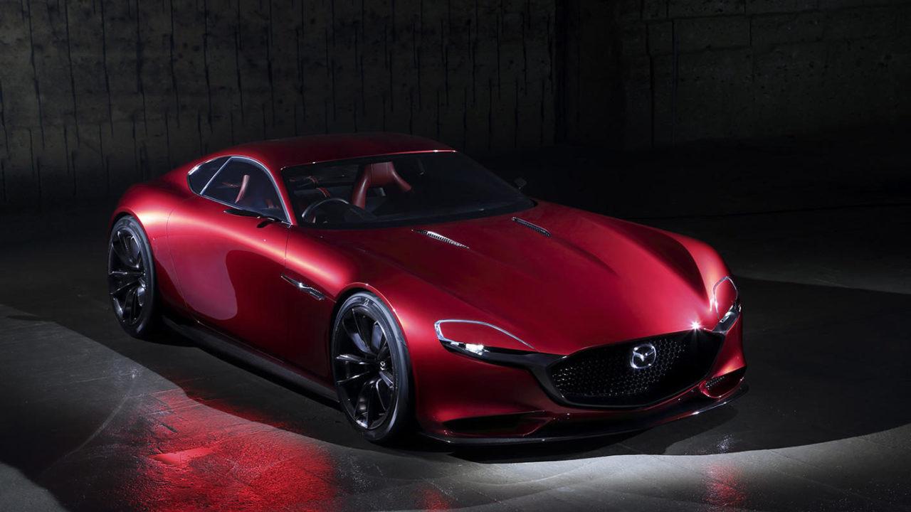 Mazda RX Vision Concept 2015 06
