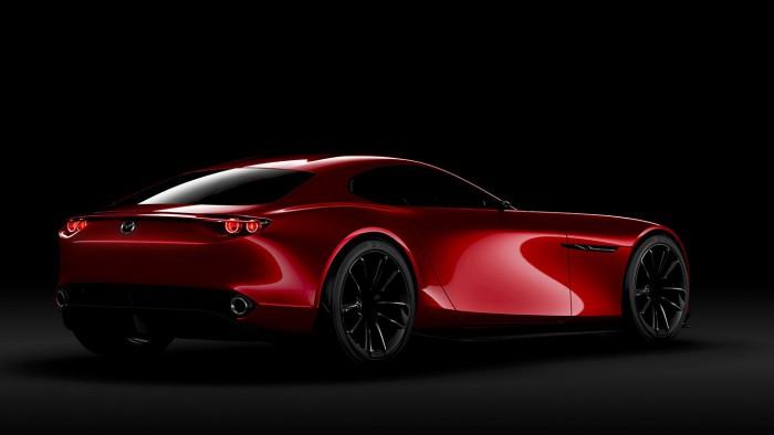 Mazda RX Vision Concept 2015 10