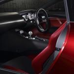 Mazda RX Vision Concept 2015 interior 01