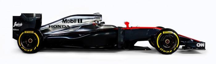 McLaren Honda MP4 30 2015 F1