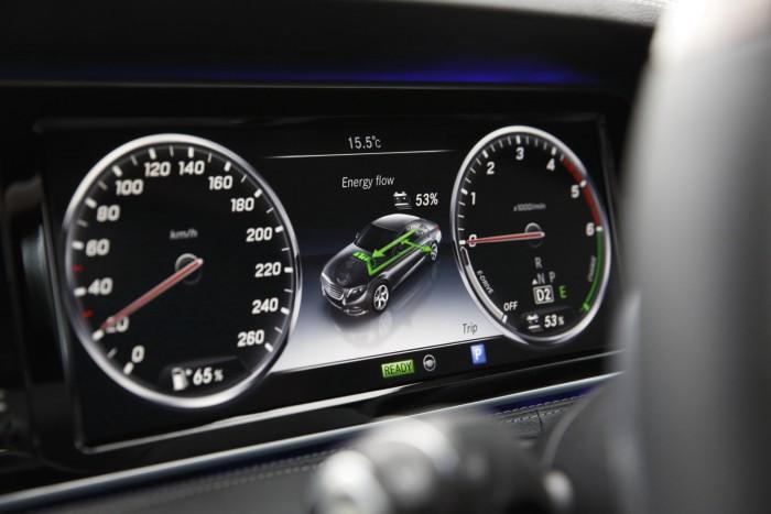 Mercedes S 300 BLuetecHybrid