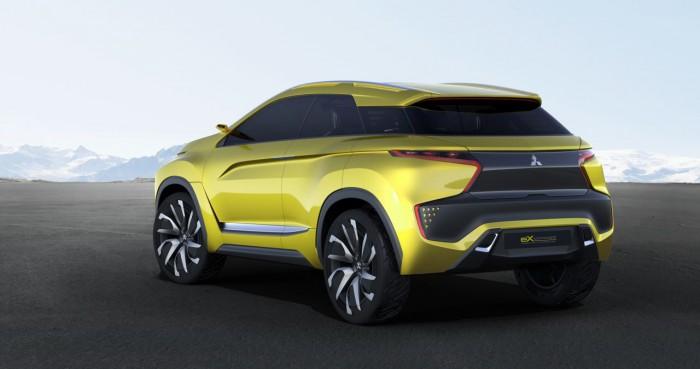 Mitsubishi EX Concept 2015 09