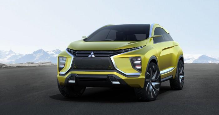 Mitsubishi EX Concept 2015 11