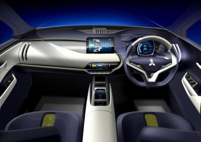 Mitsubishi EX Concept 2015 14