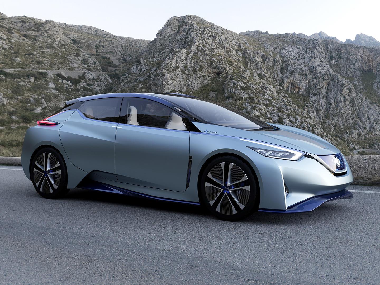 Nissan IDS Concept 2015 15