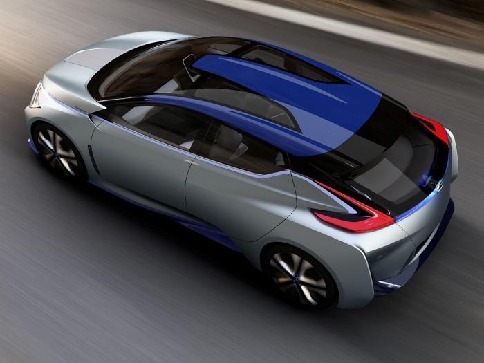 Nissan IDS Concept 2015 16