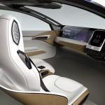 Nissan IDS Concept 2015 interior 01