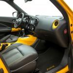 Nissan Juke N-Connecta 2015 interior 01