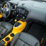 Nissan Juke N-Connecta 2015 interior 04