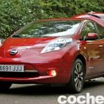 Nissan Leaf 30 kwh 2016 prueba 1