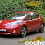 Nissan Leaf 30 kwh 2016 prueba 2