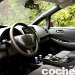 Nissan Leaf 30 kwh 2016 prueba 22