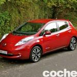 Nissan Leaf 30 kwh 2016 prueba 24