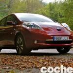 Nissan Leaf 30 kwh 2016 prueba 31
