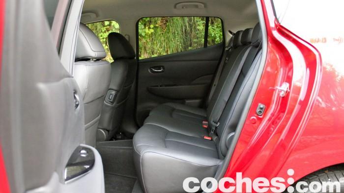 Nissan Leaf 30 kwh 2016 prueba 34