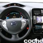 Nissan Leaf 30 kwh 2016 prueba 38
