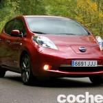 Nissan Leaf 30 kwh 2016 prueba 4