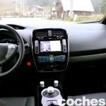 Nissan Leaf 30 kwh 2016 prueba 41